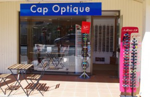 opticien Cap Ferret